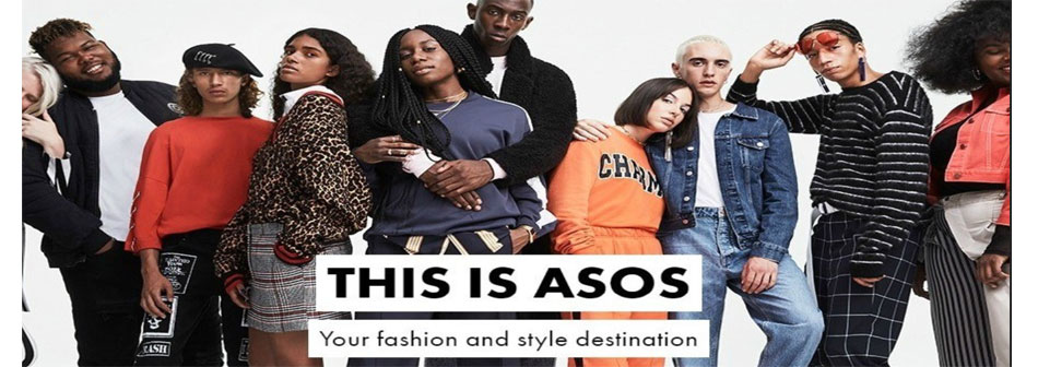 ASOS discount Offer