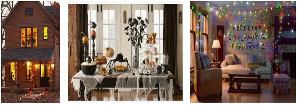 Plan This Year's Halloween festivel from home only.